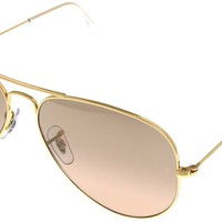 Ray Ban Sunglasses Aviator Gold Womens RB3025 001/3E