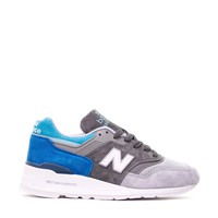 spbest NEW BALANCE 997 MADE IN USA COLOR SPECTRUM GREY BLUE M997CA