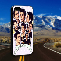 Dylan O'brien Collage - ArtCover - Hard Print Case iPhone 4/4s, 5, 5s, 5c and Samsung S3, S4