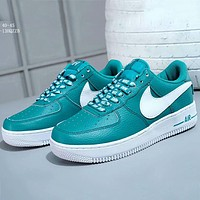 NIKE AIR FORCE 1 '07 LV8 Air Force No. 1 Men's Sports Casual Shoes F-A-FJGJXMY Green