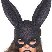 Glam Masquerade Rabbit Mask