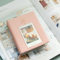 Instant Film Photo Album Pink for Fujifilm Instax Mini