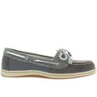 Sperry Top-Sider Firefish - Smoked Pearl Leather Boat Shoe