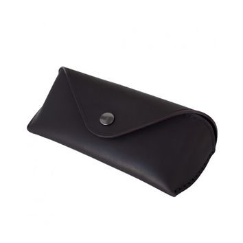 Eyewear Case in Umber Horween® Leather – Made in USA