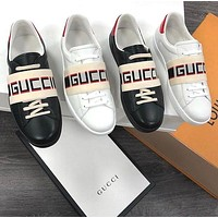 GUCCI GG New women's casual shoes