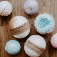 Bath Bombs - Whipped Up Wonderful