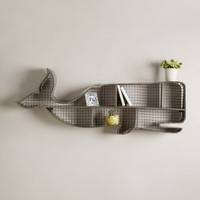 Whale Cubby by Anthropologie Silver One