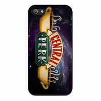 Central Perk Friends in nebula 2 for iPhone 4S Case *01*