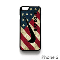 Nike American Flag for Iphone 4/4S Iphone 5/5S/5C Iphone 6/6S/6S Plus/6 Plus Phone case