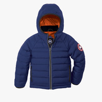 Canada Goose Kids' Bobcat in Pacific Blue - Only size 2-3 left - FINAL SALE