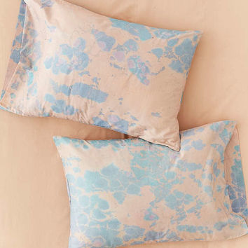 Concrete Cat X UO Marble Pillowcase Set | Urban Outfitters