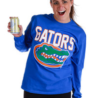 'The Gainesville' Florida Gator Long Sleeve Shirt