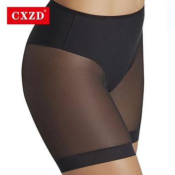 Control Panties Shaping Panties Body Shaper Breathable High Stretch Seamfree Women Underpants Cloth Splicing Mesh