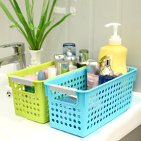 Plastic Sweets Korean Storage Home Candy Cosmetic Creative Storage Basket = 4877863108