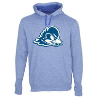 Delaware Fightin' Blue Hens Jumbo Mascot Marled Pullover Hoodie - Royal Blue