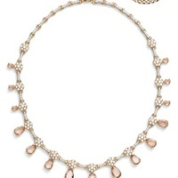 kate spade new york 'at first blush' necklace | Nordstrom
