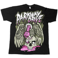 Parkway Drive - Vulture on Black - T-shirts - Official Merch - Powered by MerchDirect