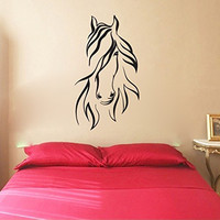 Horse Vinyl Wall Decal Sticker Graphic