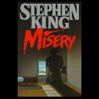 Misery by Stephen King (First Edition)