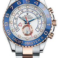 Rolex - Yacht-Master II 44mm - Stainless Steel and Everose Gold