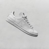 Tagre™ adidas Originals x Raf Simons Stan Smith - White / Black