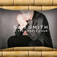 Special Design Pillow Case , Pillow Cover, One Side, Two Side - Sam Smith the lonely hour