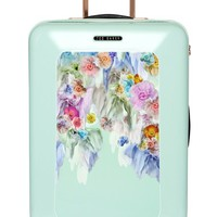 Ted Baker London 'Medium Sugar Sweet Florals' Hard Shell Suitcase (28 Inch)