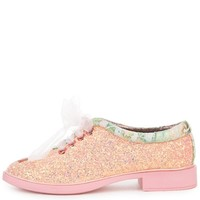 Women's Boy Trouble Pink Oxford