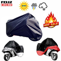 All Size Motorcycle Cover Waterproof  Uv Protector  Dustproof A2123