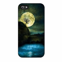 the moon and the tree 75n cases for iphone se 5 5s 5c 4 4s 6 6s plus