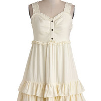 Late Morning Love Song Dress
