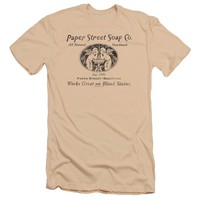 Fight Club - Paper Street Premuim Canvas Adult Slim Fit 30/1