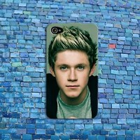 One Direction Band Member Niall Horan Cute Phone Case iPhone 4 4s 5 5s 5c 6 1D