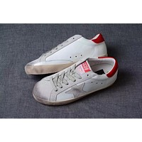 GGDB / Golden Goose Deluxe Brand Uomo / Donna Superstar Red Women Sneakers