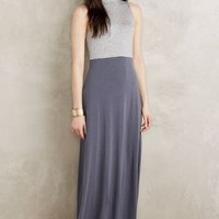 Sunday in Brooklyn Southport Maxi Dress in Grey Size: