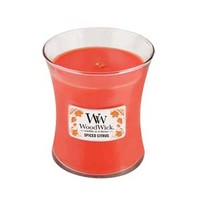 WoodWick Candle Jar - Spiced Citrus