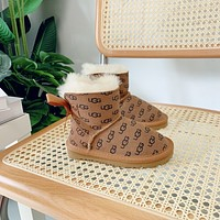 UGG LV Child Girls Boys shoes Children boots Kids  Fashion Casual Sneakers Sport Shoes