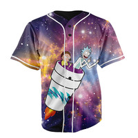 Rick and Morty Take Off Jersey