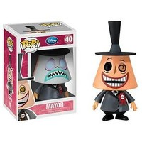 Nightmare Before Christmas: Pop! Vinyl Figure: Mayor