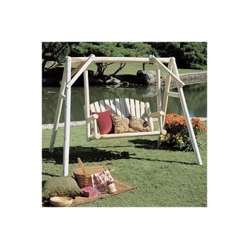Porch Swing with Stand