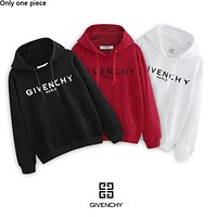 Givenchy fashion sells monogrammed hoodies casual hoodies