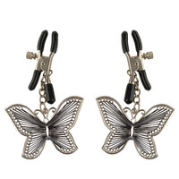 Pipedream Products Fetish Fantasy Series Butterfly Nipple Clamps