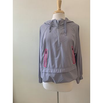 Ivy Park Grey Windbreaker