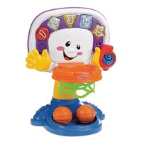 Fisher-Price Laugh & Learn Basketball Set