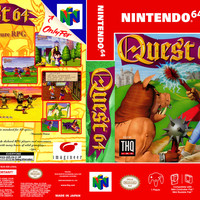 Quest 64 - Nintendo 64 (Game Only)