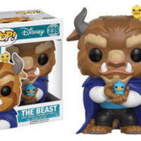 Pop! Disney: Beauty and the Beast - Beast