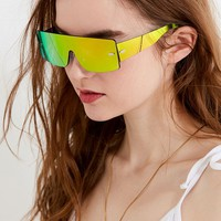 Alien Shield Sunglasses | Urban Outfitters