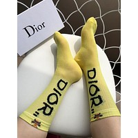Dior Lurex Socks #694