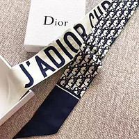 DIOR Fashion Women Silk Kerchief Cap Scarf Scarves