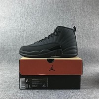 Air Jordan 12 Retro WNTR Basketball Shoes